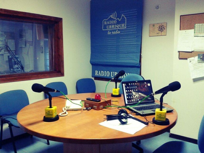 Estudio 1 Radio Ubrique