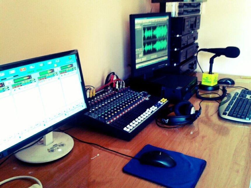 Estudio 2 Radio Ubrique