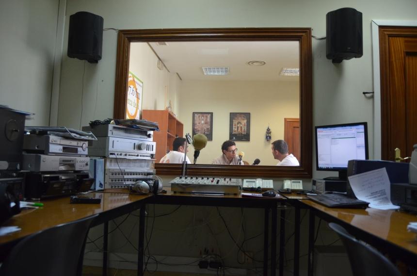 Radio Alcalá grabación