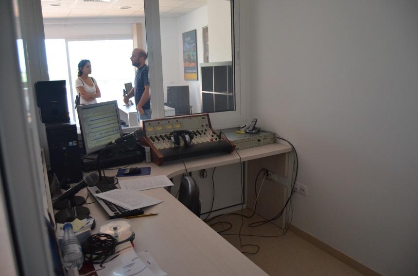 Radio Almedinilla estudio