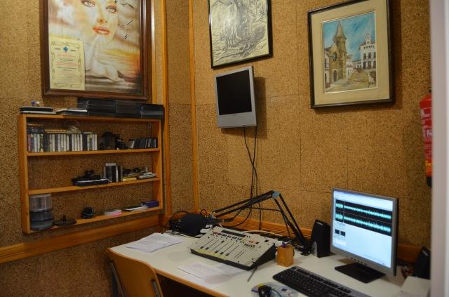 Radio Marmolejo estudio