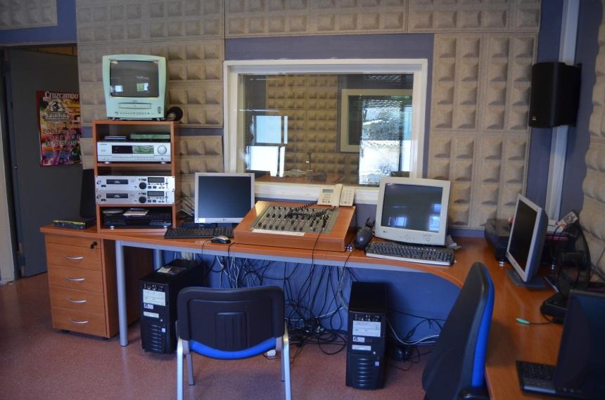sala grabacion radio loma